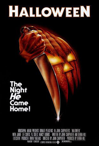 halloween movie poster - Interview - Chris Hughes of The Black Hand