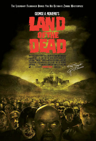 land of the dead - George A. Romero - The Man, The Director, & His Legacy