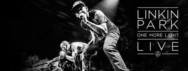 linkin slide - Linkin Park - One More Light Live (Album Review)