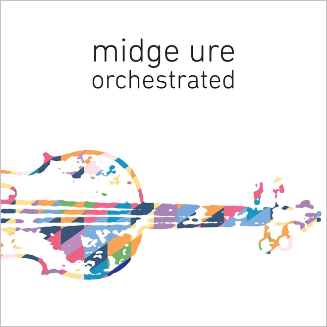 midge ure orchestrated - Midge Ure - Orchestrated (Album Review)