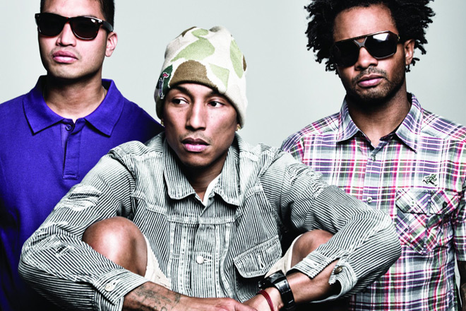 nerd promo - N.E.R.D - No_One Ever Really Dies (Album Review)