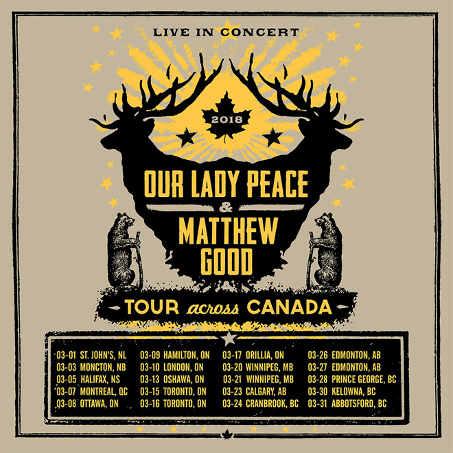 old 2018 - Interview - Duncan Coutts of Our Lady Peace