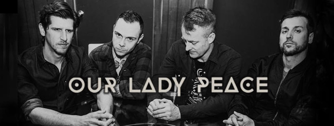 our lady slide - Interview - Duncan Coutts of Our Lady Peace