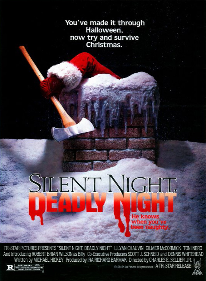 silent - Christmas Terror - 10 Horror-themed Christmas Flicks Worth Unwrapping