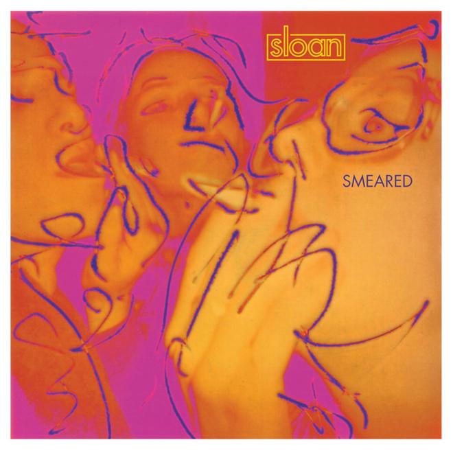 sloan - Sloan - Smeared At 25