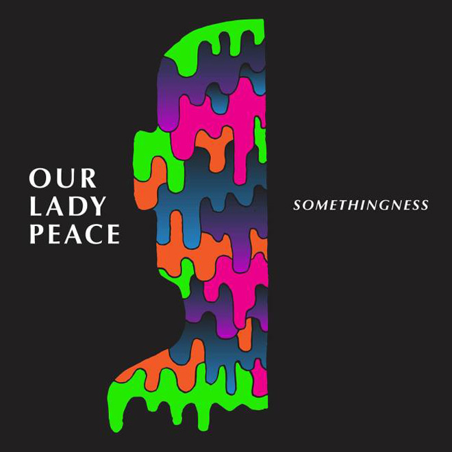 somethingness - Interview - Duncan Coutts of Our Lady Peace