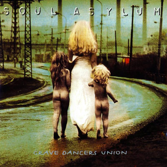 soul album - Soul Asylum - Grave Dancers Union 25 Years Later