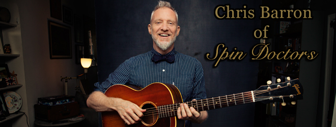 spin doctors slide - Interview - Chris Barron of Spin Doctors