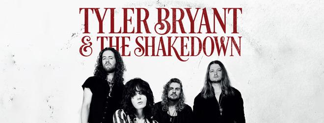 tyler slide - Tyler Bryant & The Shakedown - Tyler Bryant & The Shakedown (Album Review)