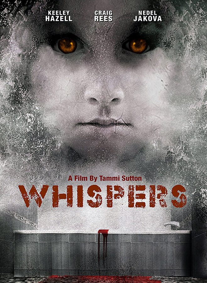 whispers poster - Whispers (Movie Review)