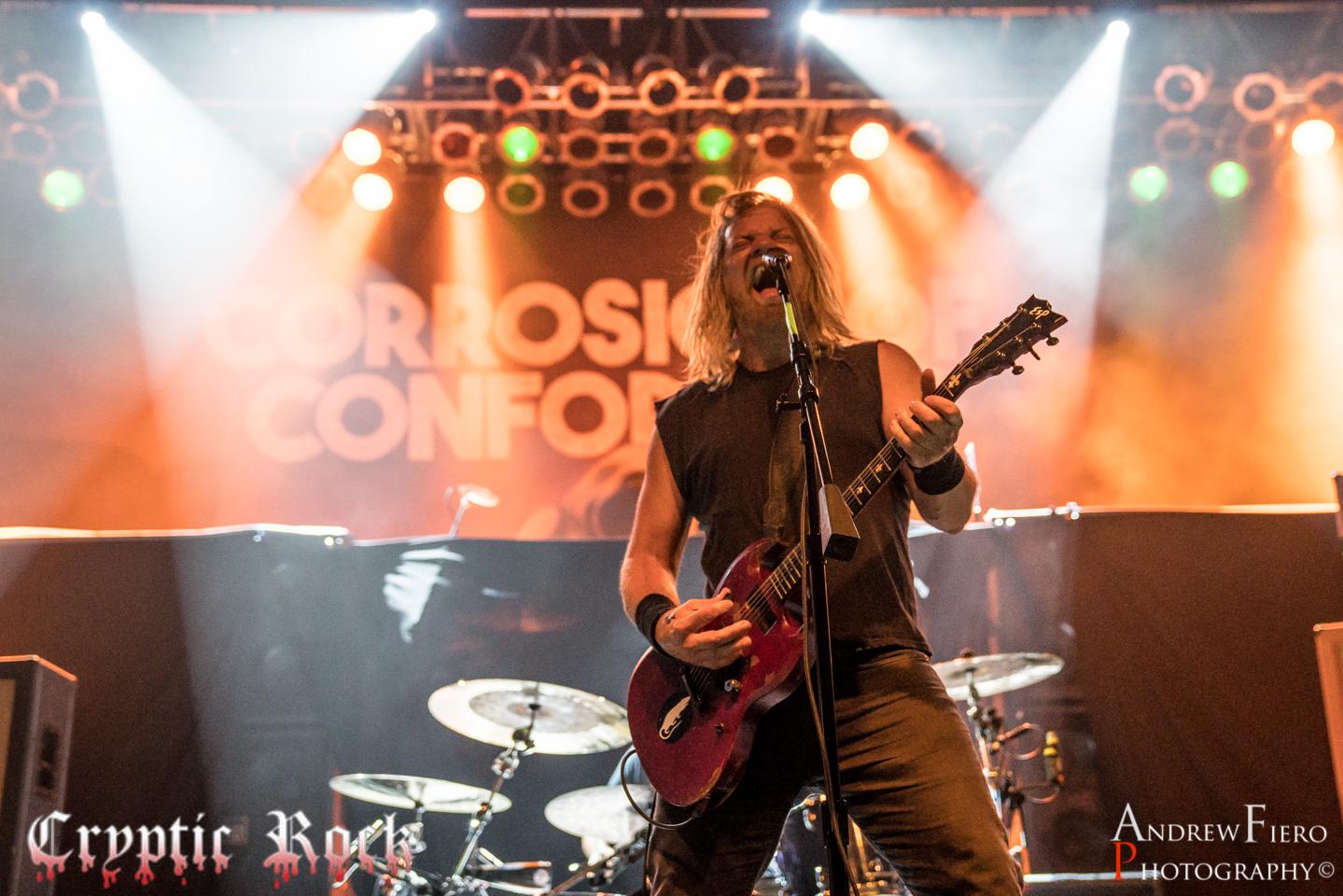 Corrosion of Conformity (9)