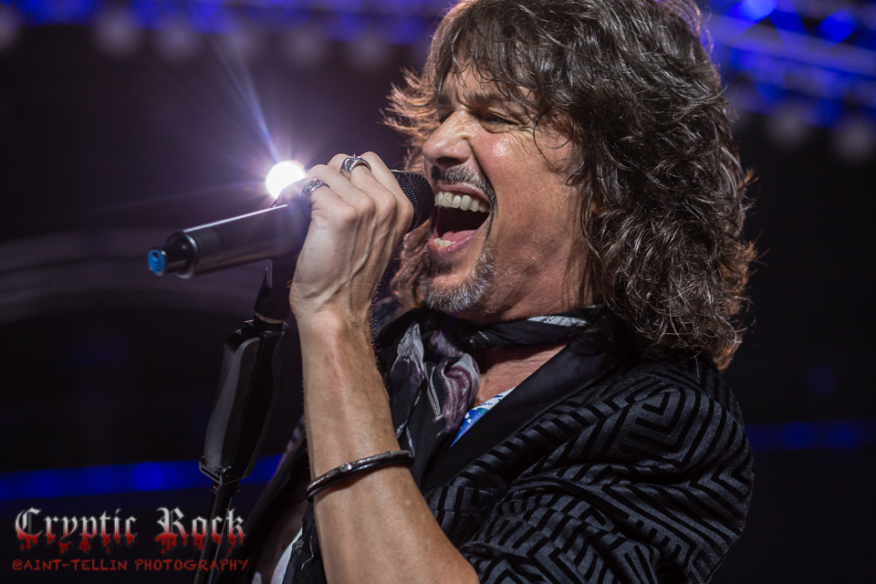 Lou Gramm Tour Review