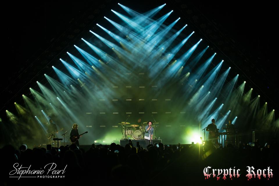 OneRepublic Delight Jones Beach, NY 7-29-17 w/ Fitz and ...