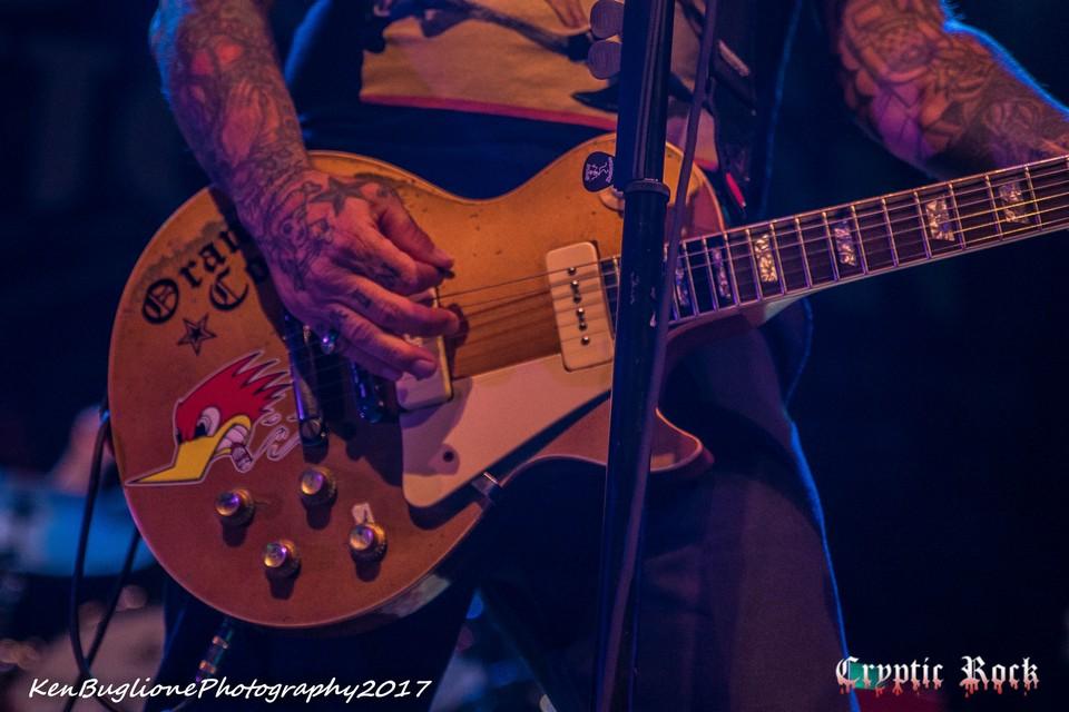 Social Distortion Rocks The Paramount Huntington, NY 8-5-17 w/ Jade ...