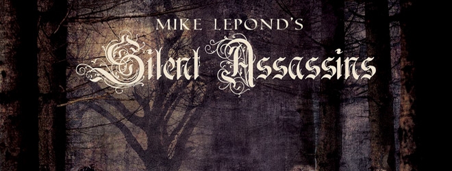 Mike Leponds Silent Assassins slide - Mike Lepond's Silent Assassins - Pawn and Prophecy (Album Review)