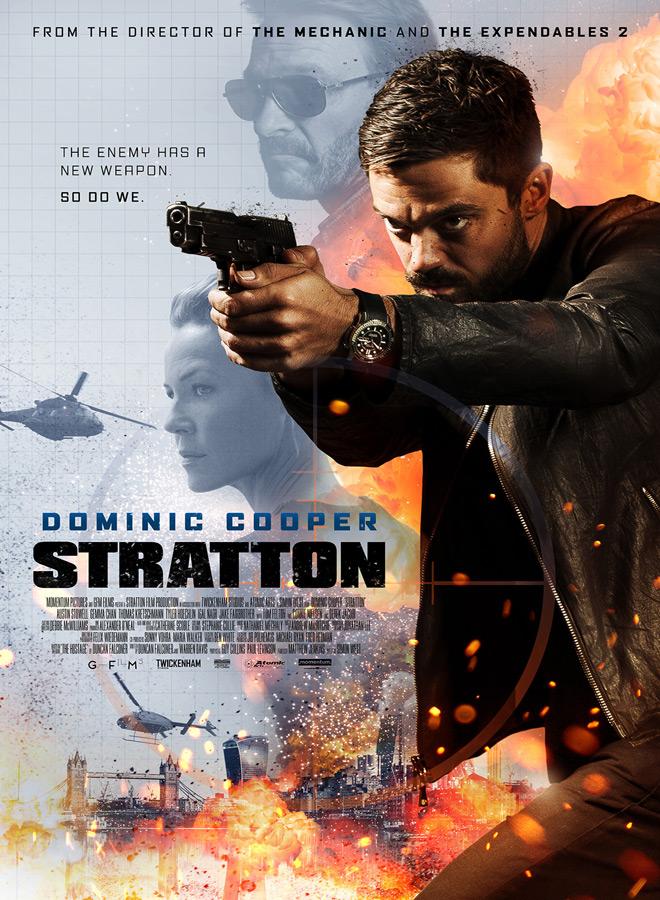 Stratton Key Art - Stratton (Movie Review)