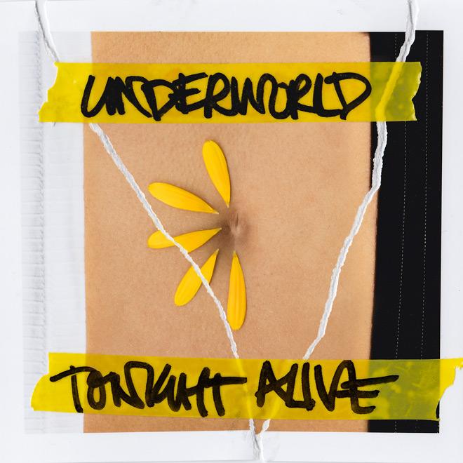 TA Underworld Cover - Tonight Alive - Underworld (Album Review)