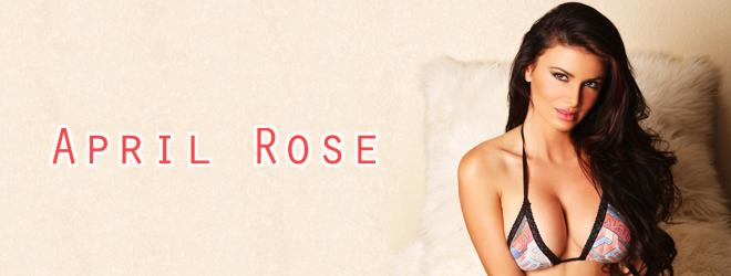 april slide - Interview - April Rose