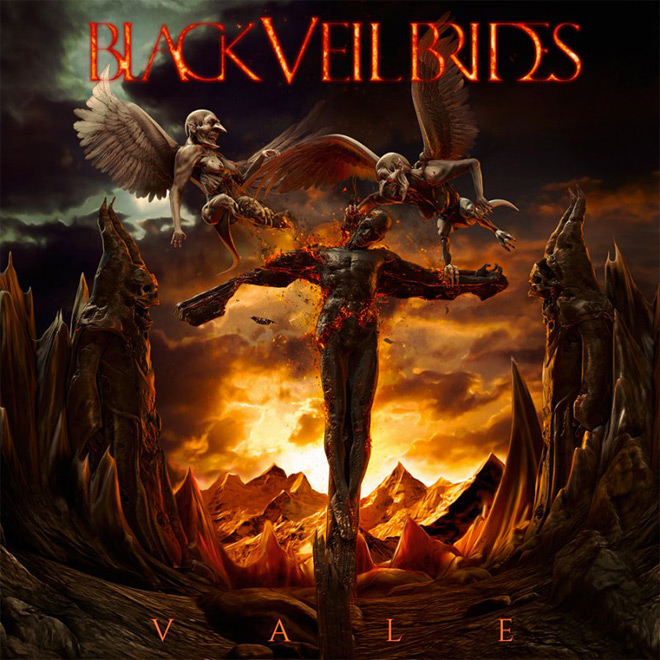 bvb cover - Black Veil Brides - Vale (Album Review)