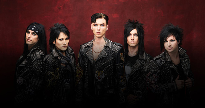 bvb promo - Black Veil Brides - Vale (Album Review)