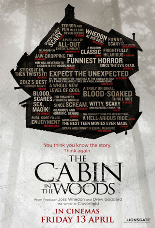 cabin in the woods ver5 - Interview - Brian Vander Ark of The Verve Pipe