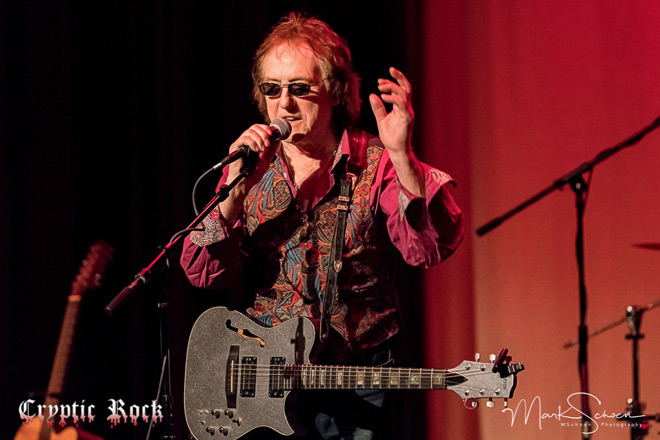 denny 2017 - Interview - Denny Laine