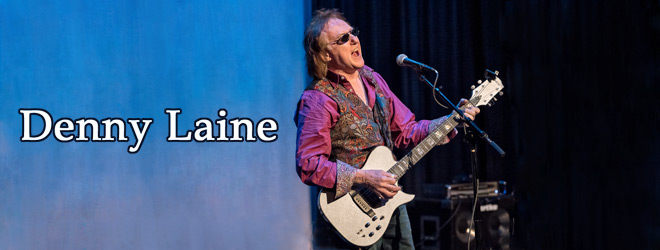 denny slide - Interview - Denny Laine