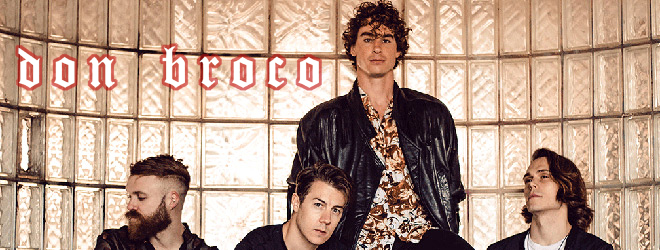 don slide interview - Interview - Rob Damiani of Don Broco