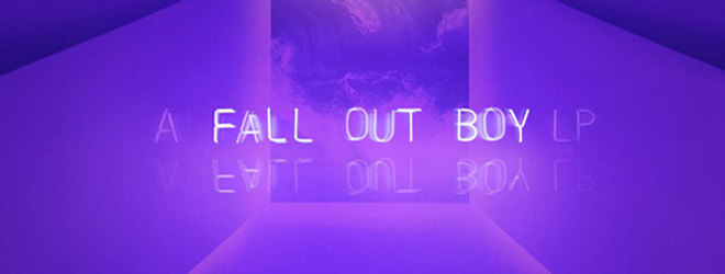 fall out slide - Fall Out Boy - M A N I A (Album Review)