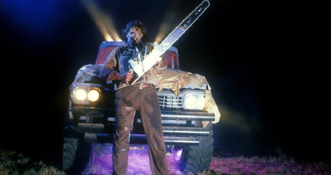 leather 4 - This Week In Horror Movie History - Leatherface: The Texas Chainsaw Massacre III (1990)
