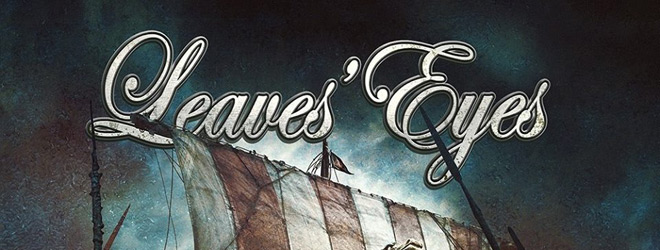 leaves eyes slide - Leaves' Eyes - Sign of the Dragonhead (Album Review)