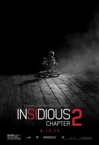 lin 6 - Interview - Lin Shaye Talks The Return of Insidious