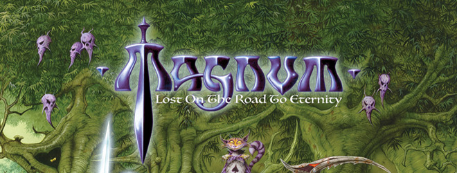 magnum slide - Magnum - Lost on the Road to Eternity (Album Review)