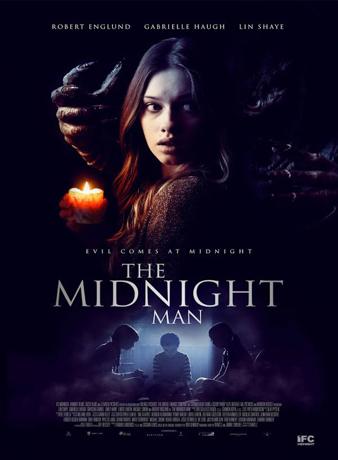 midnight poster - The Midnight Man (Movie Review)