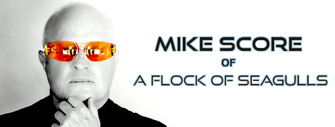 mike score slide inerview - Interview - Mike Score of A Flock of Seagulls