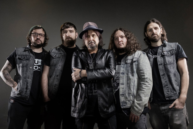 phil 1 - Phil Campbell and the Bastard Sons - The Age of Absurdity (Album Review)