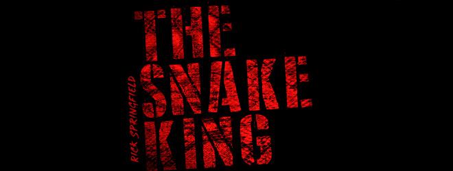 rick slide - Rick Springfield - The Snake King (Album Review)