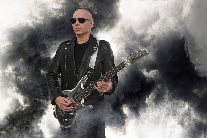 satch - Joe Satriani - What Happens Next (Album Review)