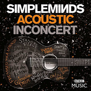 simpleminds acoustic - Interview - Jim Kerr of Simple Minds
