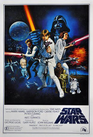 star wars mini poster - Interview - Paula Cole