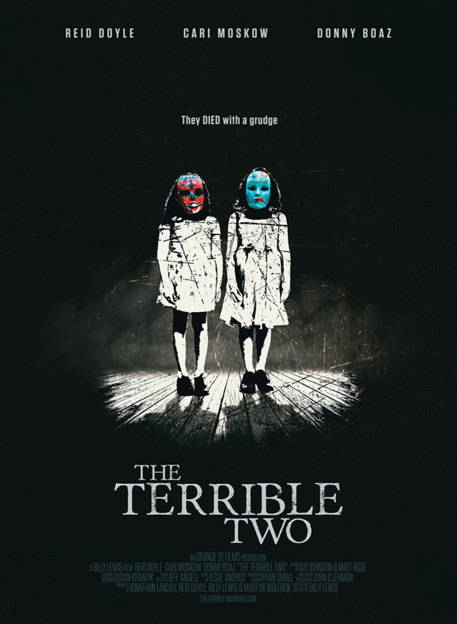 the terrible two poster - The Terrible Two (Movie Review)
