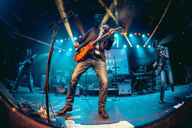 verve live 2 - Interview - Brian Vander Ark of The Verve Pipe