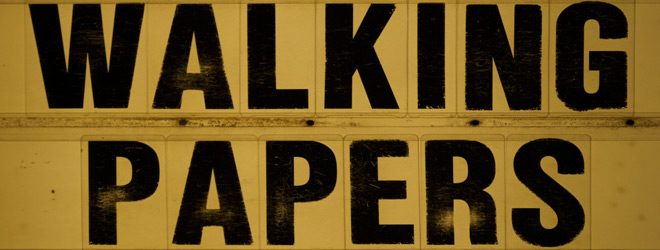 walking slide - Walking Papers - WP2 (Album Review)
