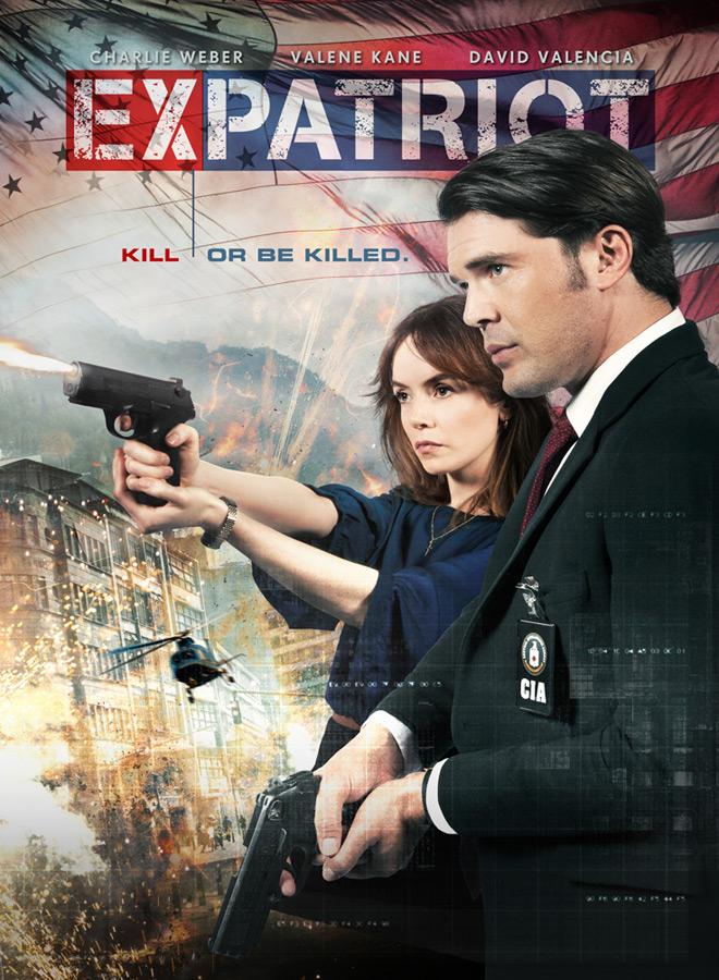 ExPatriot poster - ExPatriot (Movie Review)