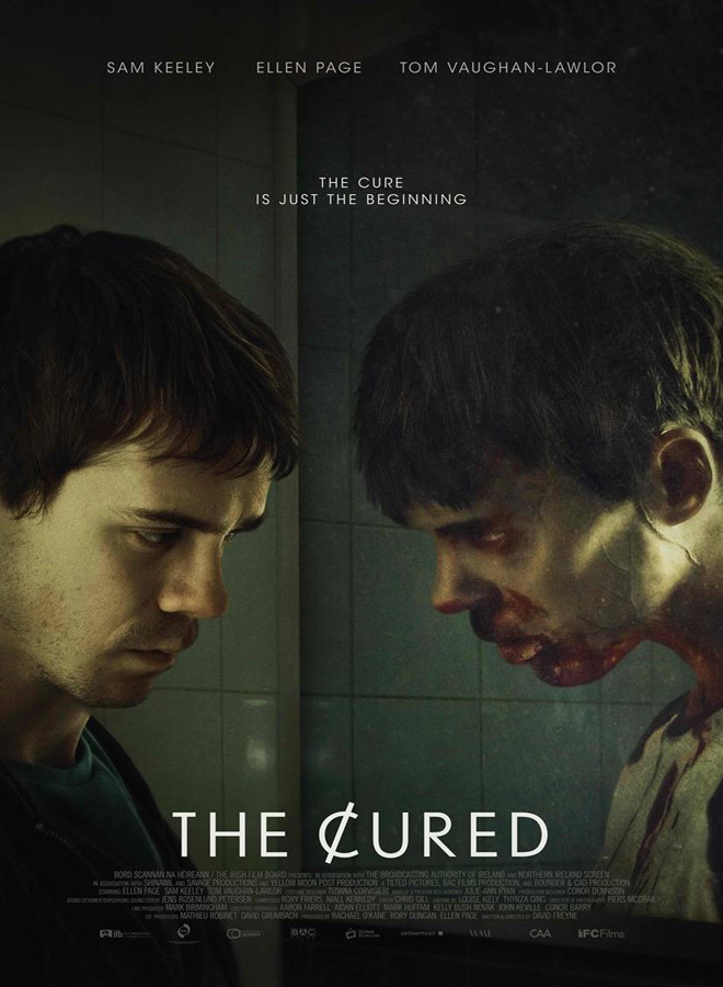 TheCured Poster - Interview - Tom Vaughan-Lawlor