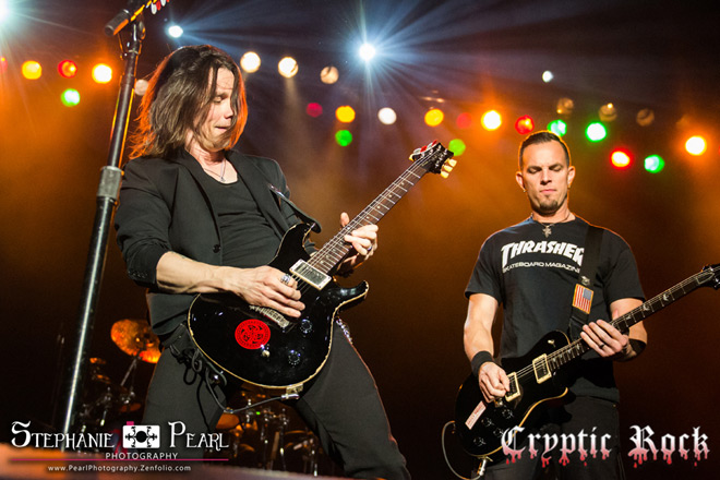 alterbridge theparamount stephpearl 101214 27 - Interview - Myles Kennedy