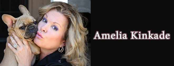 amelia interview slide - Interview - Amelia Kinkade