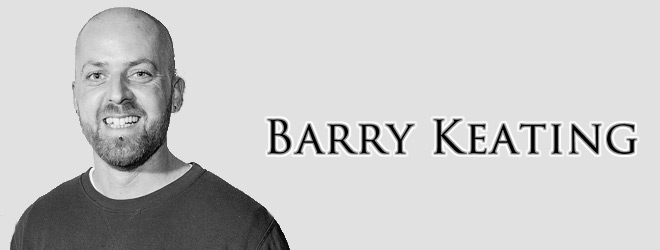 barry slide - Interview - Barry Keating