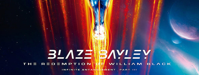 blaze slide - Blaze Bayley - The Redemption of William Black - Infinite Entanglement Part III (Album Review)
