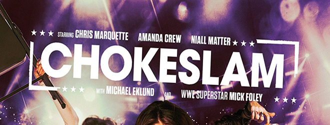 choke slide - Chokeslam (Movie Review)